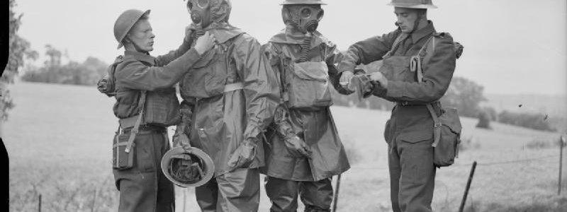 Les principales armes chimiques : rappel (NRBCe)