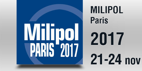 Milipol Paris 2017