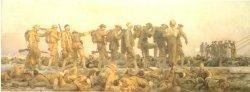 NRBCe : la première guerre mondiale ou «guerre chimique».