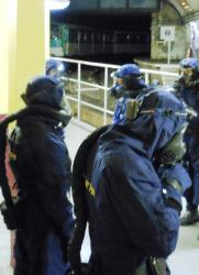 NRBCe : retour d'expérience de 2 attaques réelles au gaz chimique