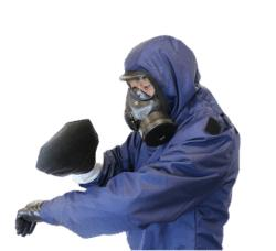La décontamination immédiate ou d'urgence