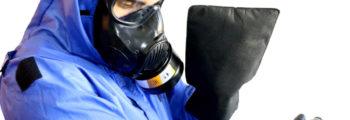Lancement du gant de décontamination d'urgence DECPOL®
