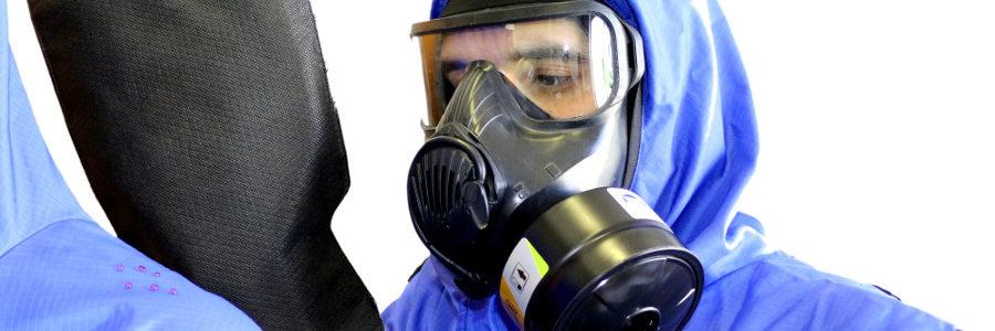 Ouvry et BBI Detection lance DECPOL® : Le gant de décontamination