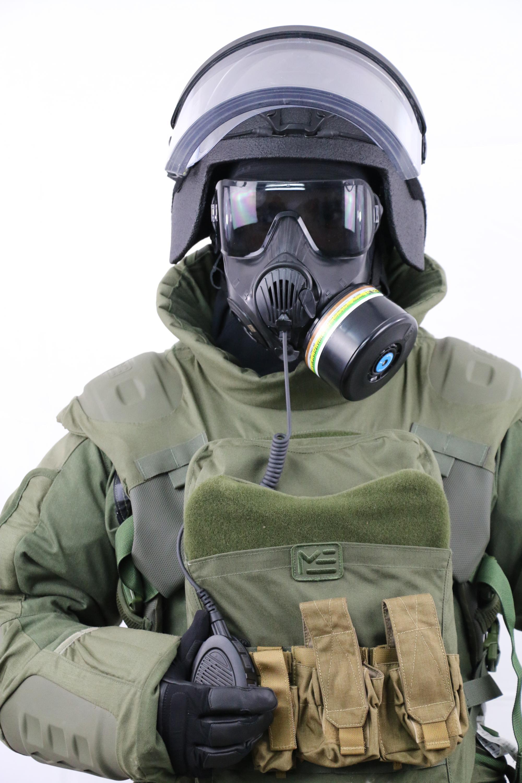 OC50® – CBRN Mask