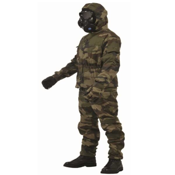 Tenue de combat Instruction
