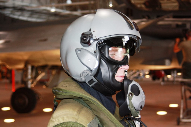 OPPS - Equipement pilote de chasse