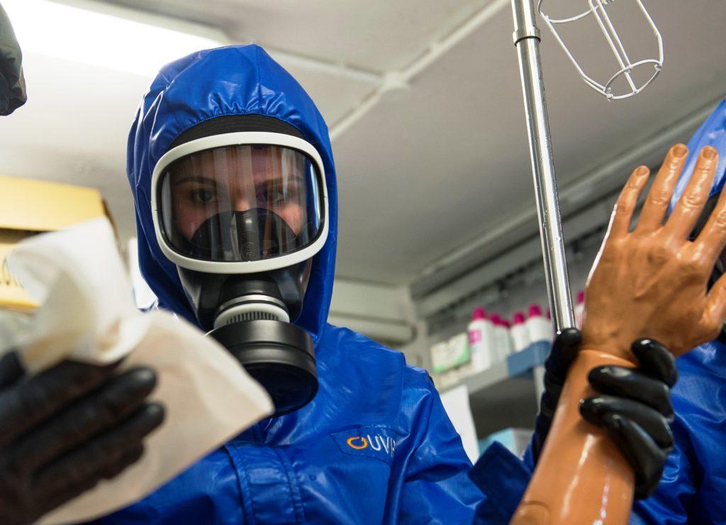 Polycombi® - Chaine de décontamination