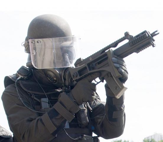 TARGET_gants de protection NRBC_RAID