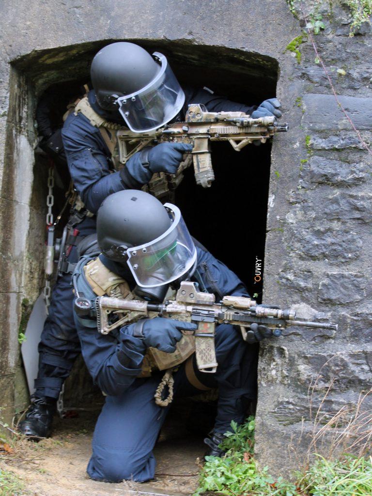 TFI® Tenue Forces d'Intervention NRBC - Forces Spéciales