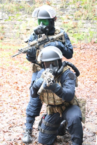 TFI® Tenue Forces d'Intervention NRBC - Forces Spéciales