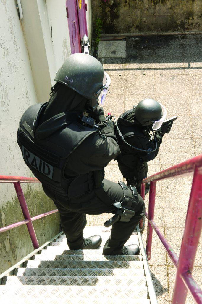 TFI® Tenue Forces d'Intervention NRBC - RAID