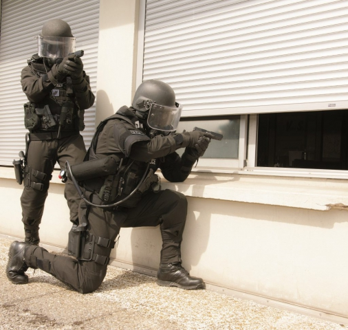 TFI® Tenue Forces d'Intervention NRBC - RAID