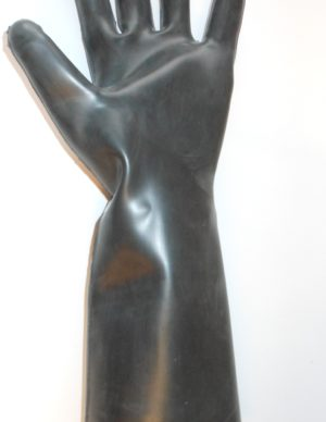 CBRN Butyl gloves