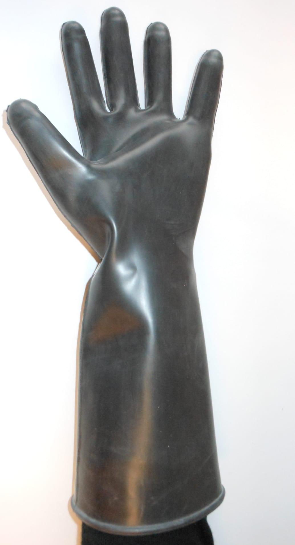 CBRN Butyl gloves