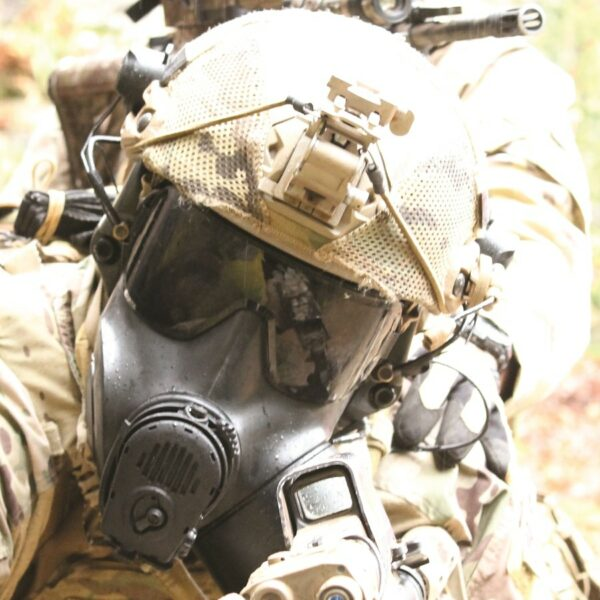 FM53_masque respiratoire de protection NRBC