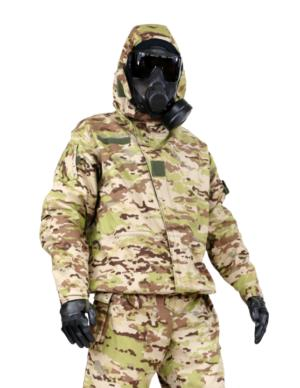 CBRN Combat suit