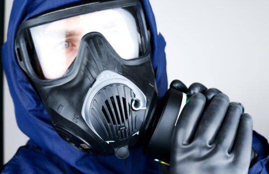 NRBCe: Terrorist Chemical Weapons Attacks