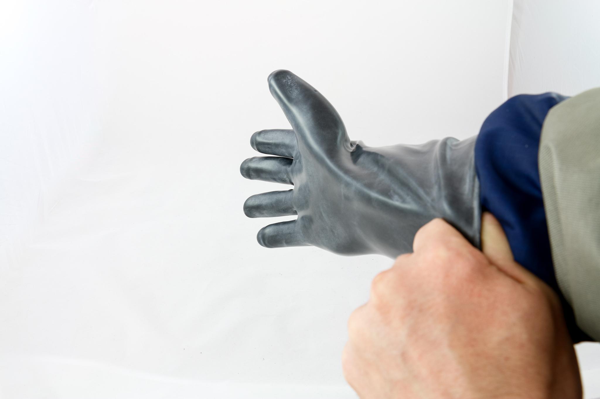 CBRN Butyl gloves OG07®
