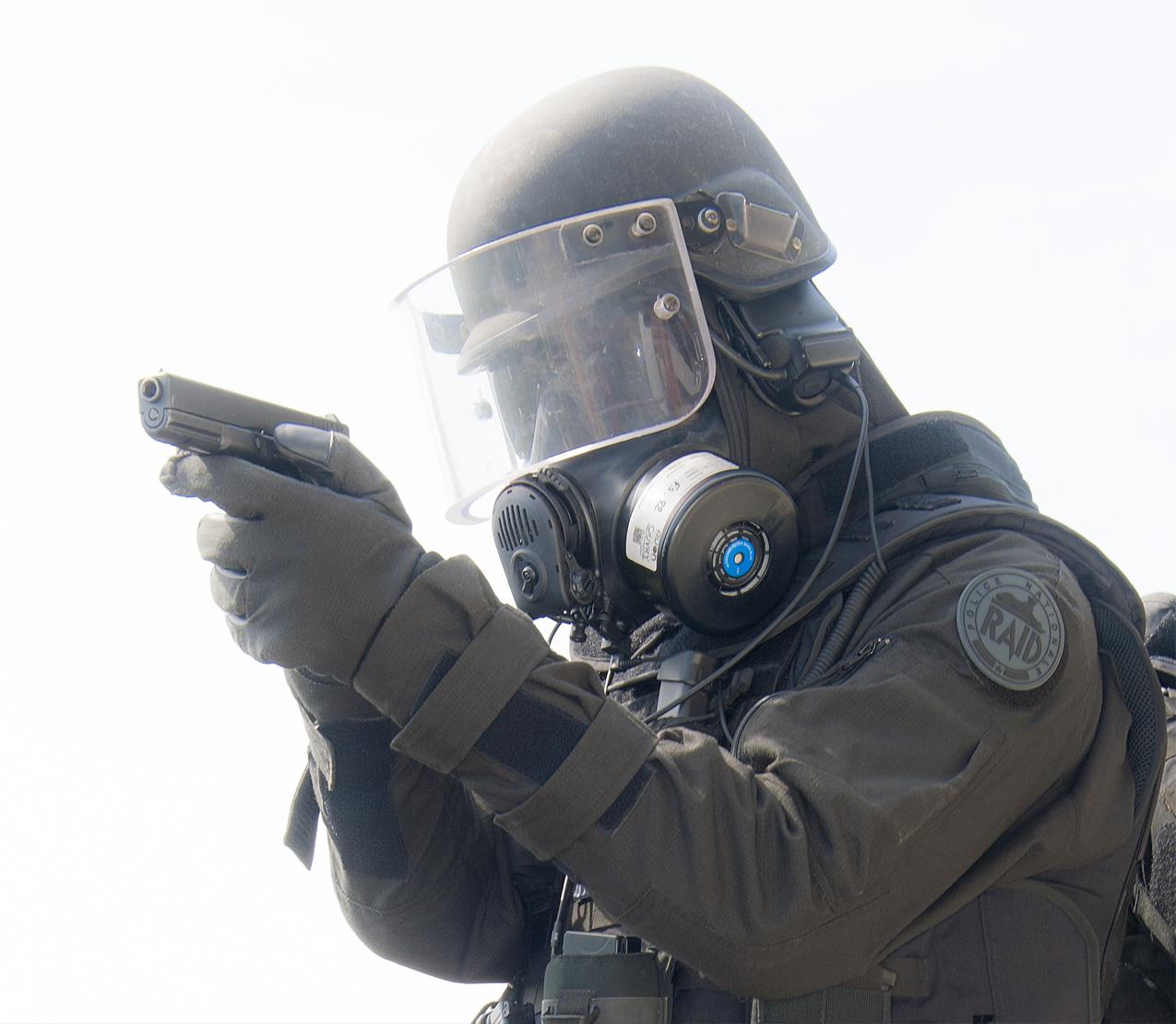 Gant de protection NRBC TARGET®