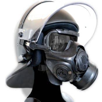 Interface Maintien de l'ordre et Masque O'C50