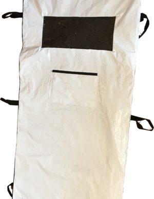 sac mortuaire NRBC