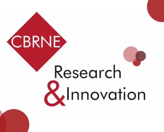 2nd International Conference CBRNE – Research & Innovation