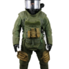 FM53 - EOD Specialist - Law Enforcement Helmet