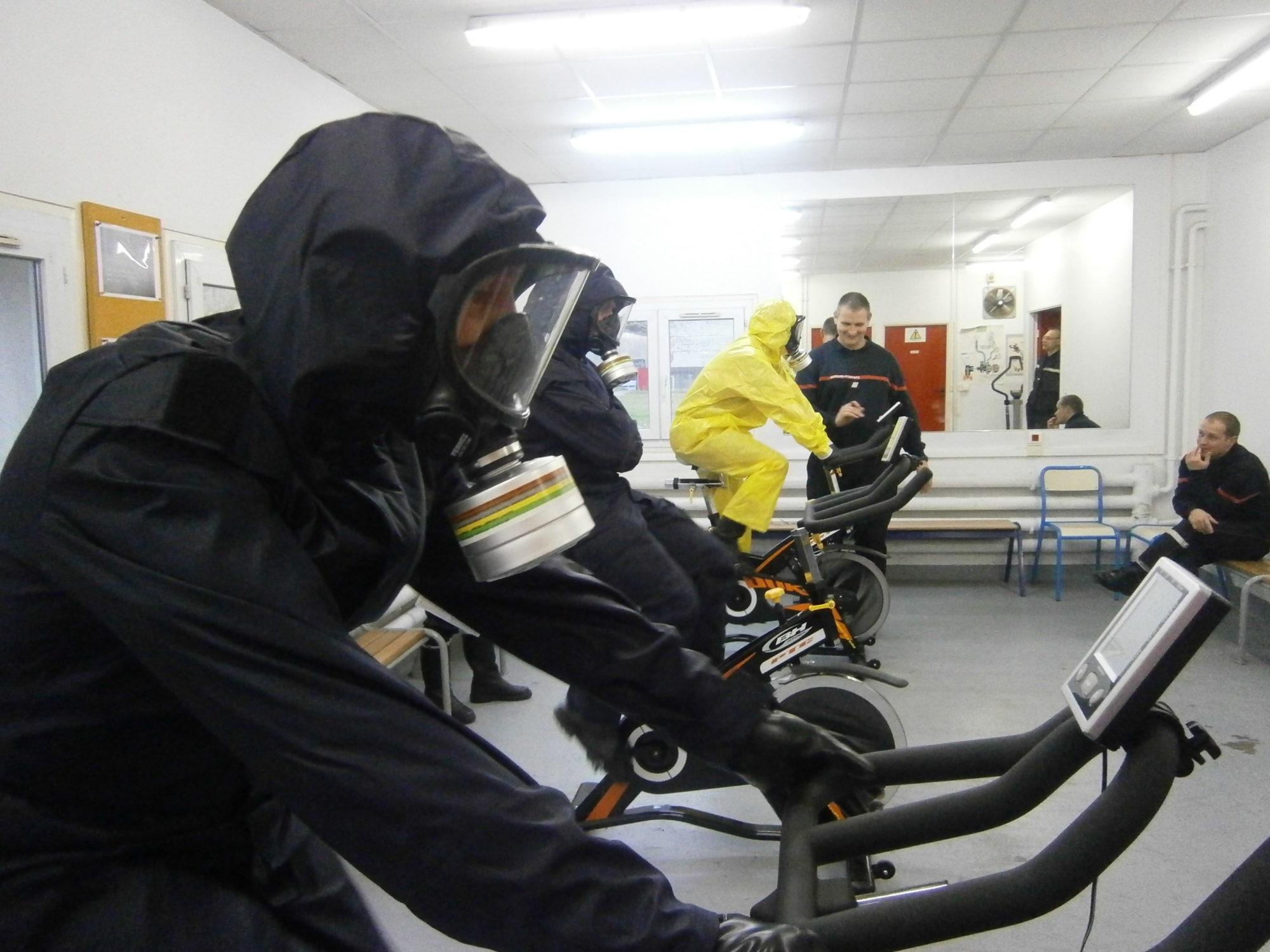 POLYCOMBI® combinaison-NRBC_Essais-sensoriels_Sapeurs-Pompiers