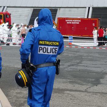 Securite Civile_Polycombi® instruction Police