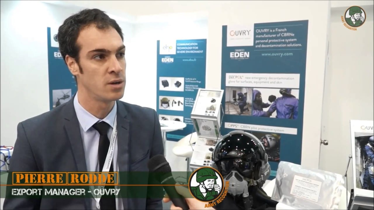 Ouvry at IDEX 2017