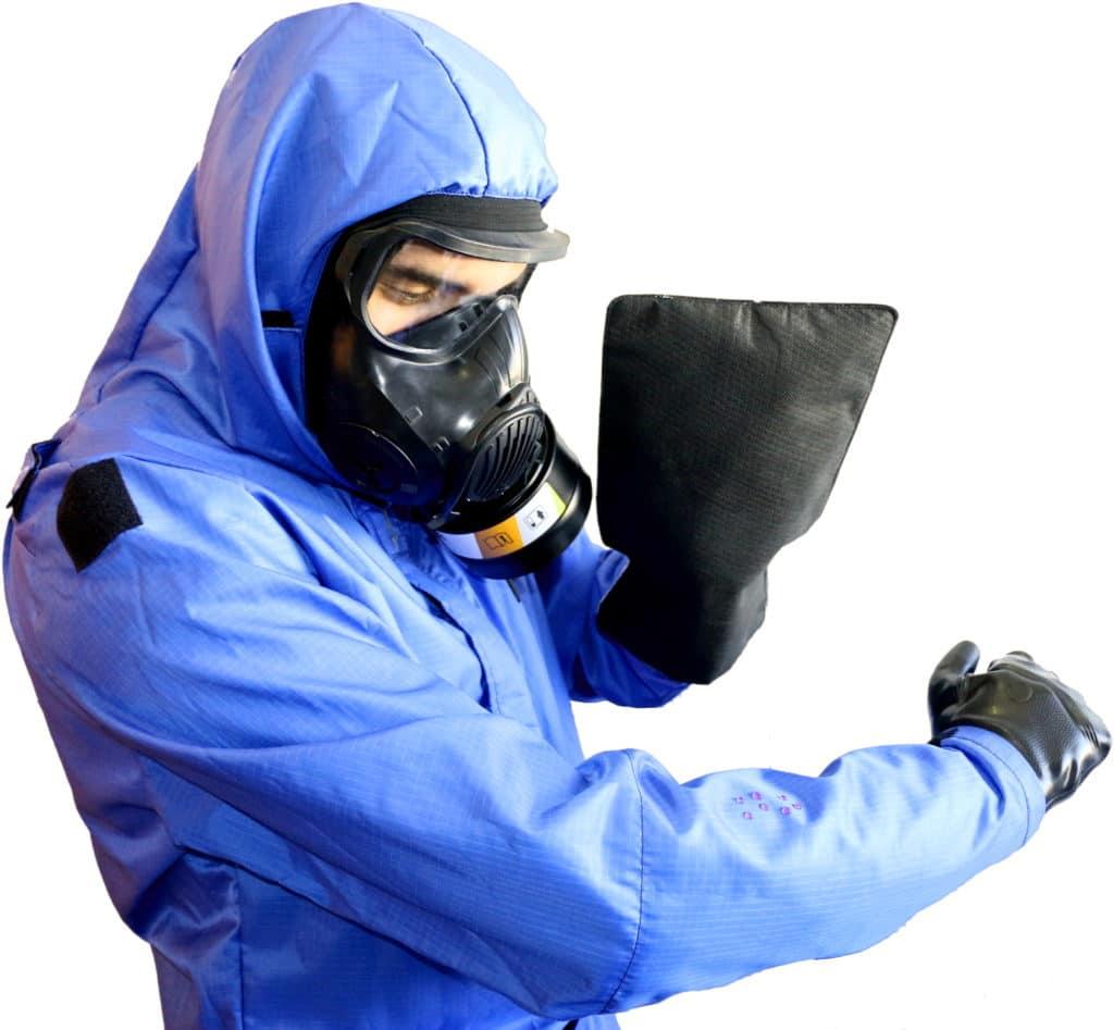Decpol® - Gant de décontamination d'urgence