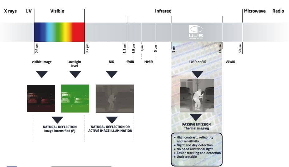 argus infrarouge