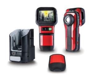 camera thermique Mi-TIC S