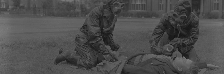 La reconnaissance des toxidromes lors d'une attaque chimique NRBCe