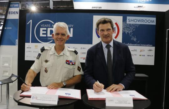 Partenariat réserve-entreprise-défense
