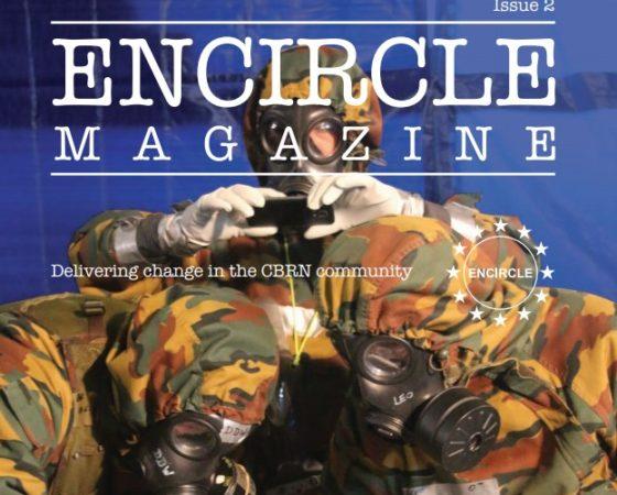 Le deuxième numéro de Encircle Magazine fait sa rentrée
