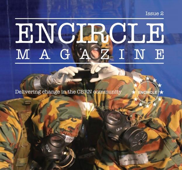 Encircle Magazine Ouvry