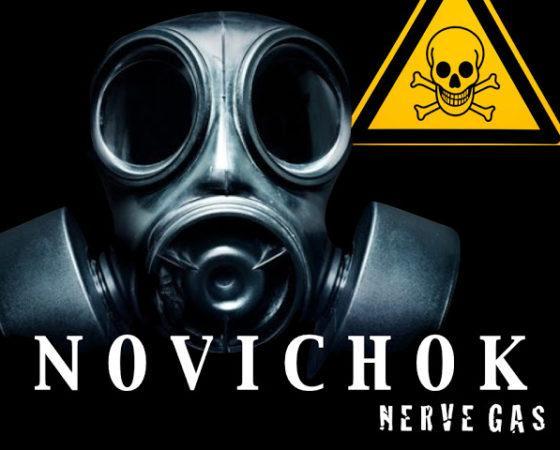 Les agents Novichok : mini-revue des données disponibles