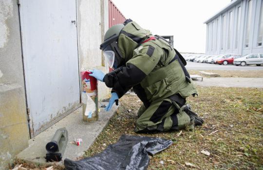 Le risque explosif : NRBCe ou NRBCE ?