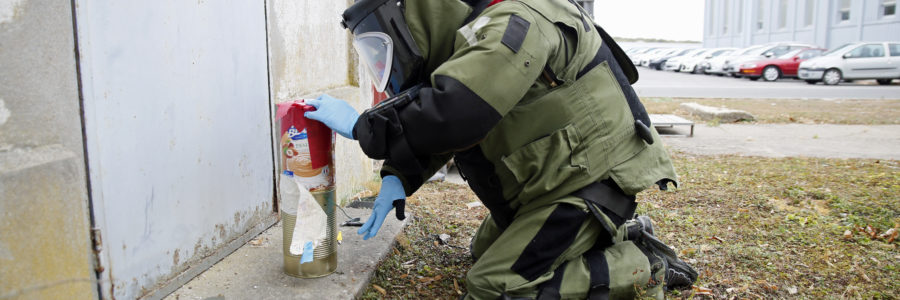 The explosive risk: CBRNe or CBRNE?