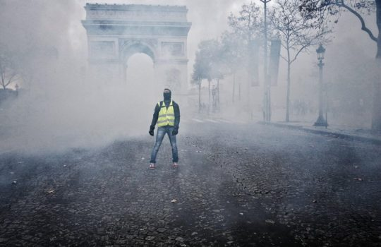 Tear gases