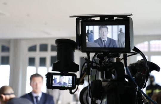 La Science et l'innovation au service de la Défense et la Sécurité : tournage du documentaire pour Planète +