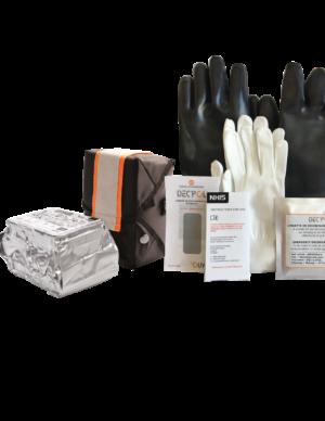 Kit de protection d'urgence_chimique et biologique_2
