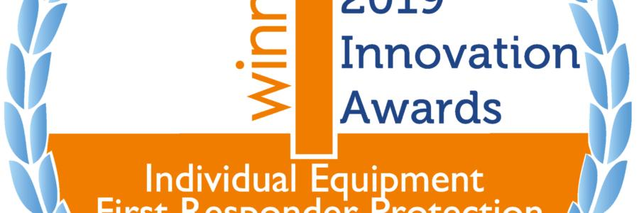 """Milipol 2019: Ouvry laureate of the Milipol Innovation Award in the category « Protection for first-responders"""""""