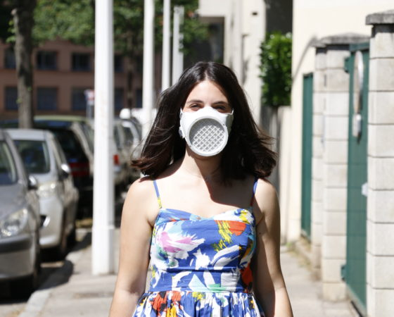 How to measure the real efficiency of a respiratory protection mask?