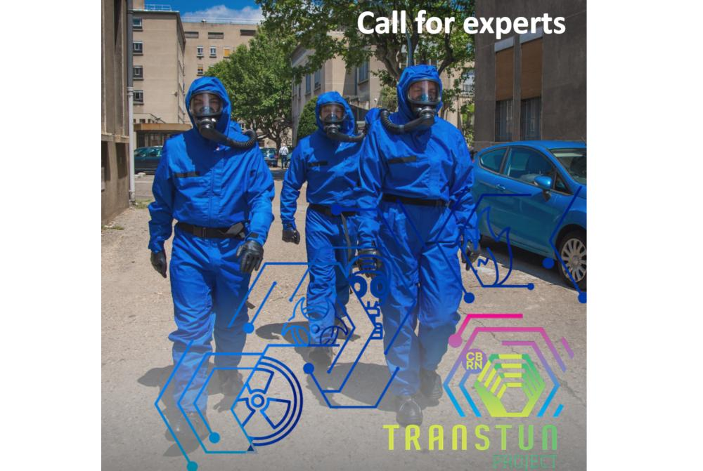 TRANSTUN : CALL FOR EXPERTS