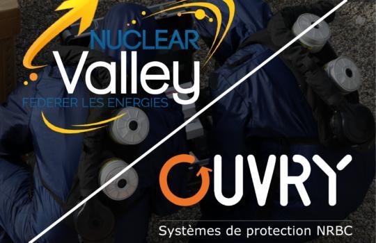 OUVRY se renforce dans le nucléaire avec le soutien du pôle Nuclear Valley